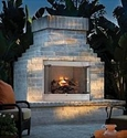 Picture for category Outdoor Fireplaces,Firepits & Firehouses