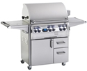 Picture of Firemagic Echelon Diamond E660S Cabinet Gas Grill With Single Side Burner