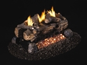 Picture of Evening Fyre Charred See-Thru Vent Free Log Set
