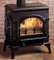 Picture of DutchWest 2477 Non-Catalytis Wood Stove - Small