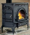 Picture of DutchWest 2461 - Catalytic Wood Stove - Large
