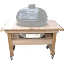 Picture of Primo Compact Cypress Table for Oval XL Grill PRM602