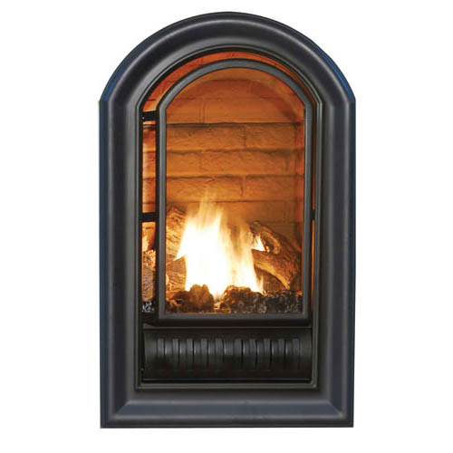 Www Fsfireplace A Series Arched Gas Fireplace Insert