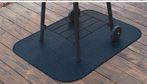 Www Fsfireplace Grill Mats Rectangular Deck Mat