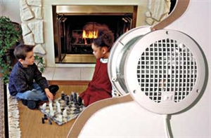 Picture of Thruwall Standard Model Room to Room Fan