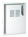 Picture of Fire Magic 43820-TS 20 x 14 Single Access Door With Tank Tray And Louvered Door