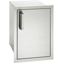 Picture of Fire Magic 53820-TS 20 x 14 Flush Mount Single Access Door With Tank Tray with Louvered Door