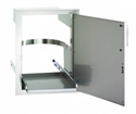 Picture of Fire Magic 33820-TS Select 20 x 14 Single Access Door with Tank Tray & Right or Left Hinge