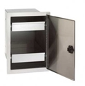 Picture of Fire Magic 23820-S Legacy 20 x 14 Dual Drawer, Enclosed