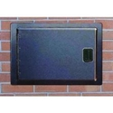 "Picture of Fire Magic 23912 Legacy 12"" x 18"" Door, Black Powder Coat"