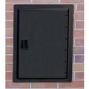 "Picture of Fire Magic 23920 Legacy 20"" x 14"" Door, Black"