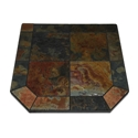 """Picture of Asian Slate Double Cut Stove Board, 40"""" x 40"""""""
