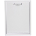 Picture of Blaze 18 Inch Roll Out Trash Propane Tank Storage Drawer