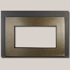 Shadow Box Bronze Face